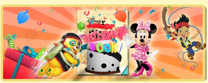 disney junior birthday book party ideas pinterest disney