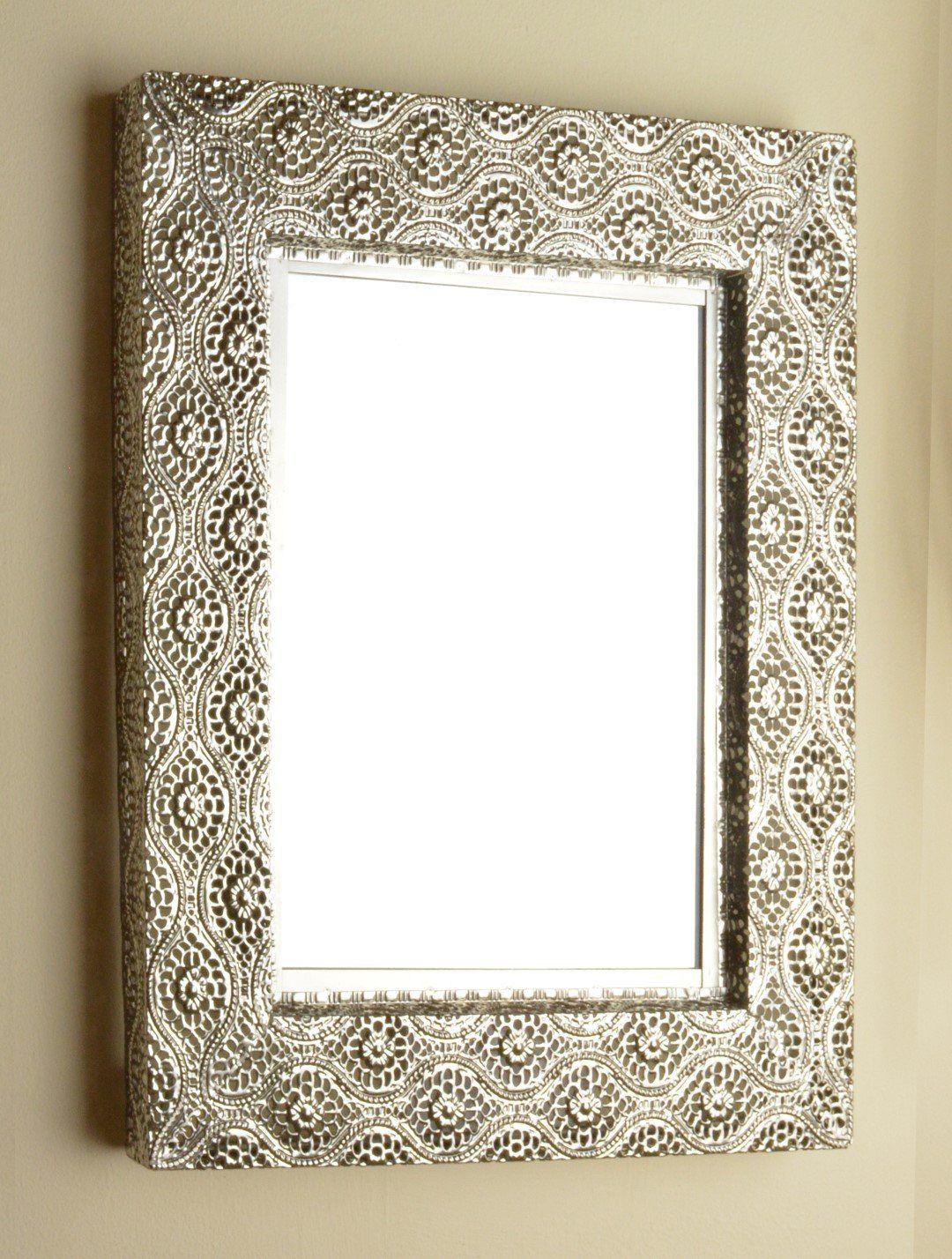 Miroir Dans Un Style Marocain Mirror Home Homedecor Decoration