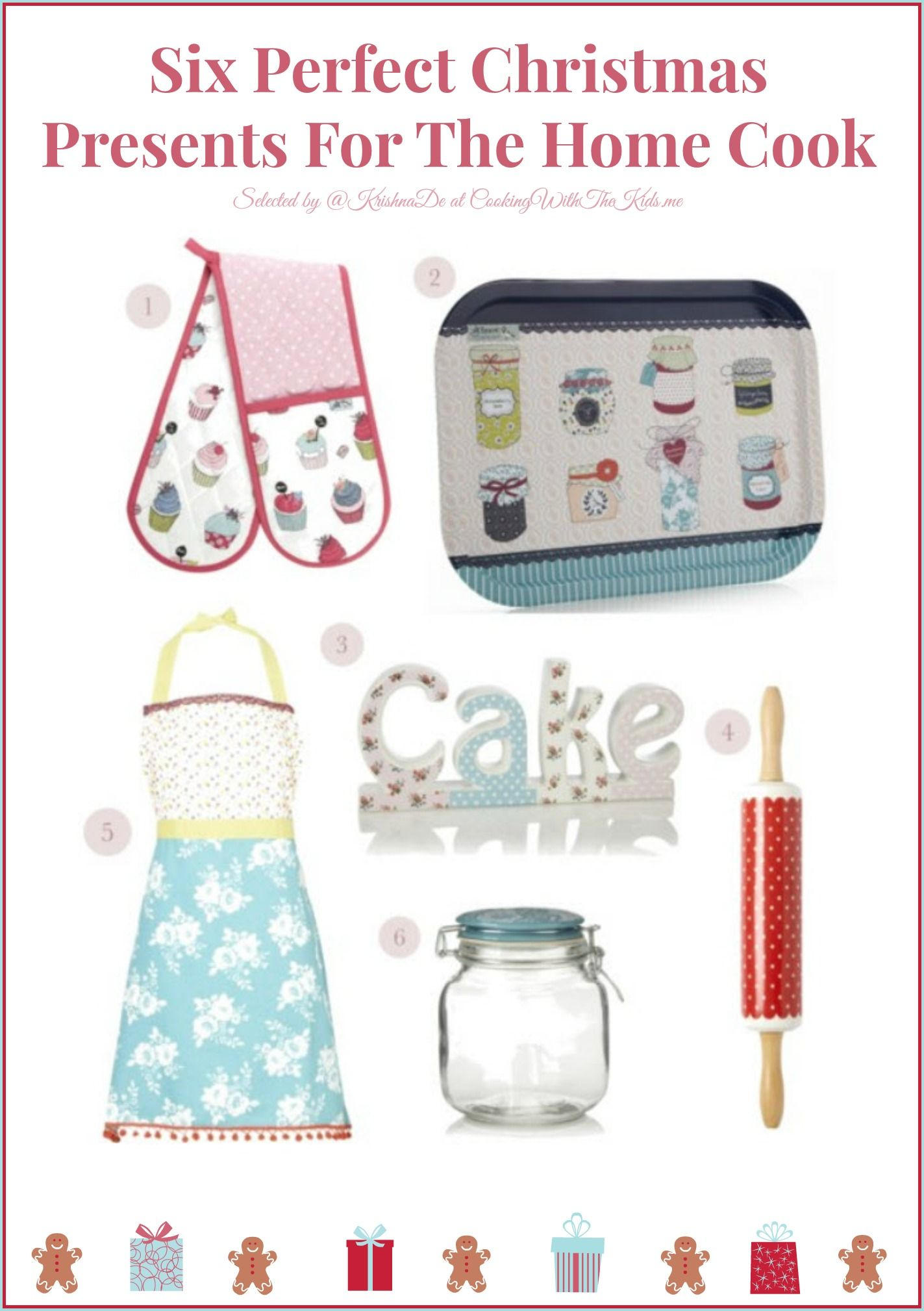 Six Christmas gift ideas for home cooks from Debenhams Ireland ...