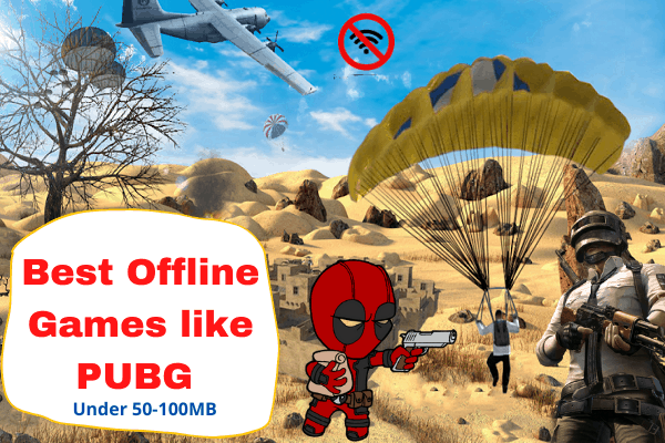Offline Games Like Pubg For Android And Ios 2020 In 2020 Offline Games Third Person Shooter Games