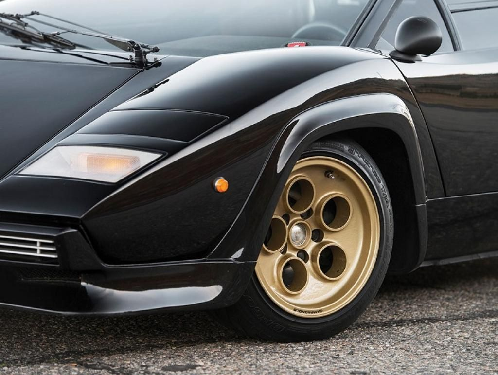 Iconic 1979 Lamborghini Countach Rims And Lighting Automotive99