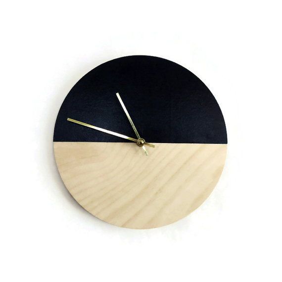 Wall Clock Zero Waste Vegan Home Decor Products And Wall Art