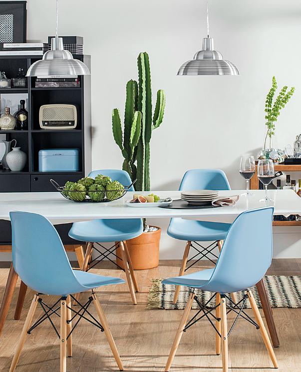 Confira cozinhas modulares e mesas de jantar vintage da Tok&Stok. A proposta é permitir que os anfitriões promovam experiências gastronômicas em cenários que tenham a ousadia do presente com o glamour do passado.