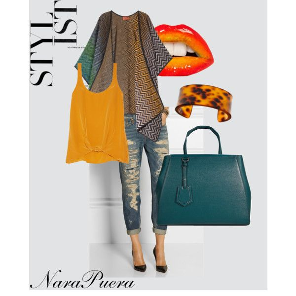 """Yellow Mood"" by narminq on Polyvore"