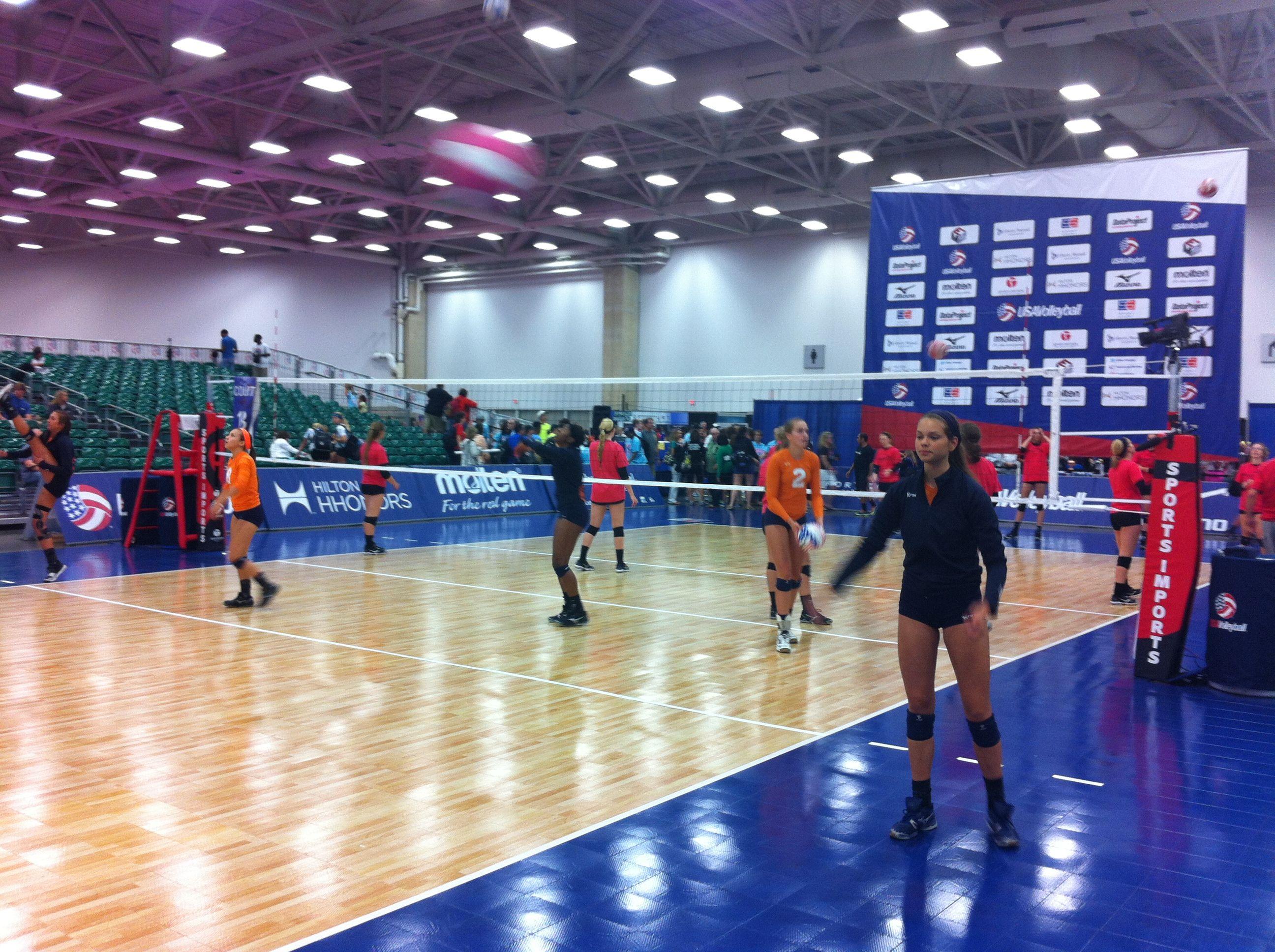 Usa Volleyball Championship Court Sports Imports Volleyball Equipment Volleyball Volleyball Net Usa Volleyball