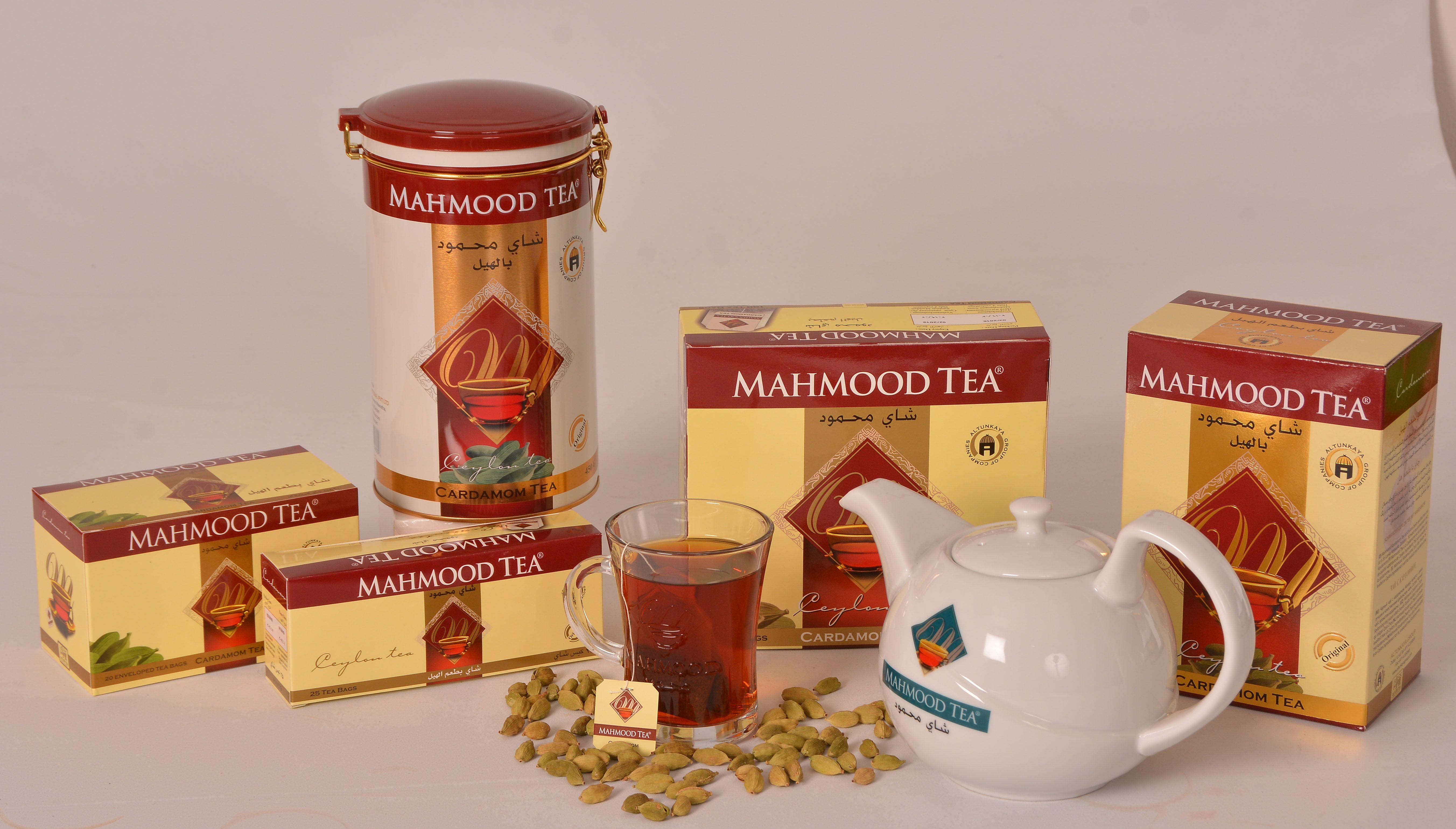 MAHMOOD CARDAMOM TEA