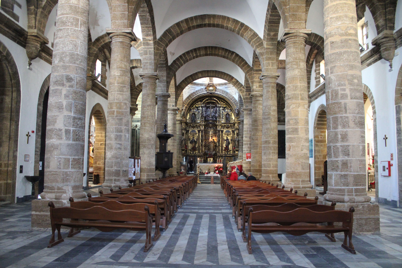 catedral vieja o de Santa Cruz de Cádiz