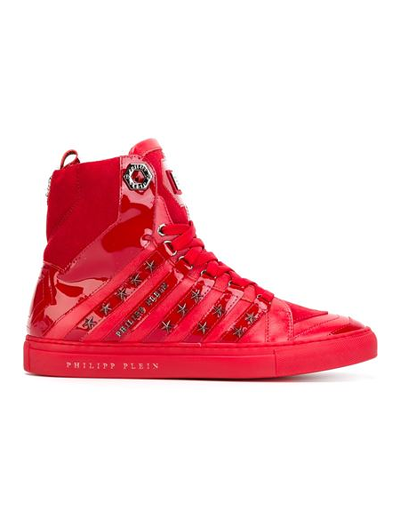 cad23f782a96 PHILIPP PLEIN  Right Now  hi-top sneakers - was  702.0