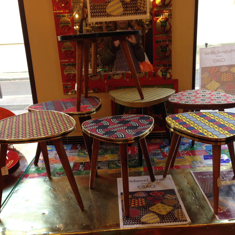 Tables Basses Vues Chez Csao