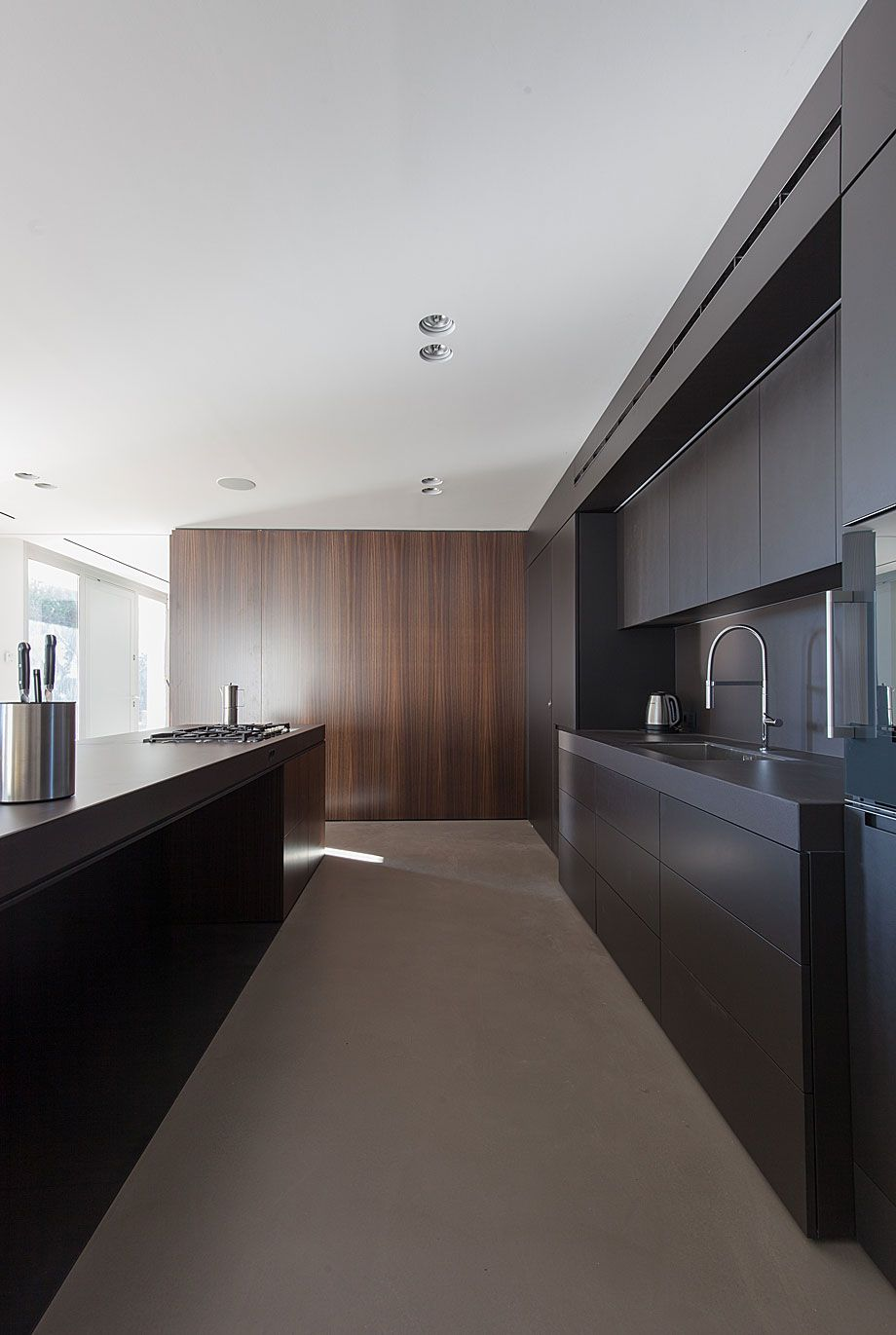 7 x 7 küchendesign viviendavallesorientalylabarquitectos   kitchen  pinterest