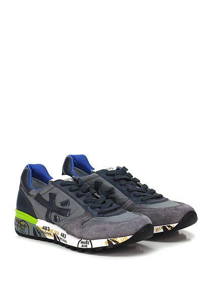 PREMIATA - Sneakers - Uomo - Sneaker in pelle 7c8004e0425
