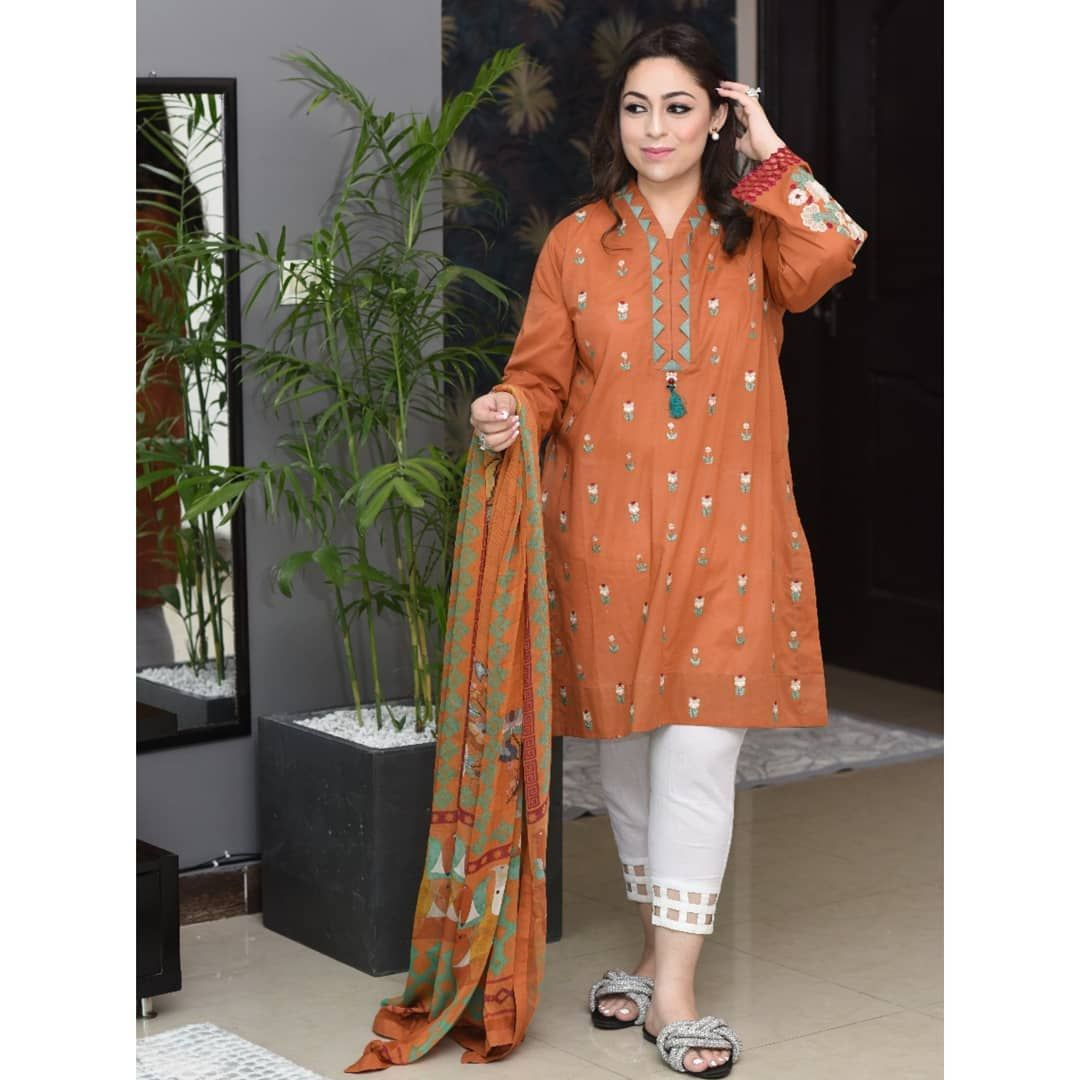 Image May Contain One Or More People People Standing And Text Casual Wear Dress Bridal Dress Design Designer Kurti Patterns