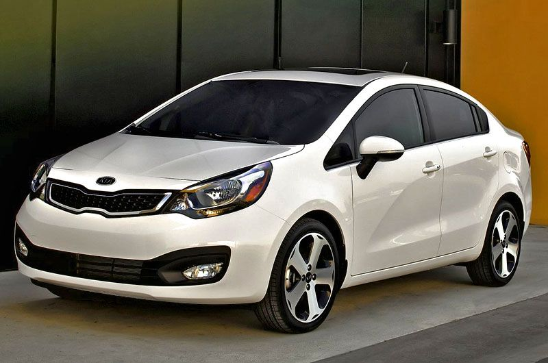 Kia Rio 2013 Cheap Economy Nice Car For Under 14000 Kia Rio