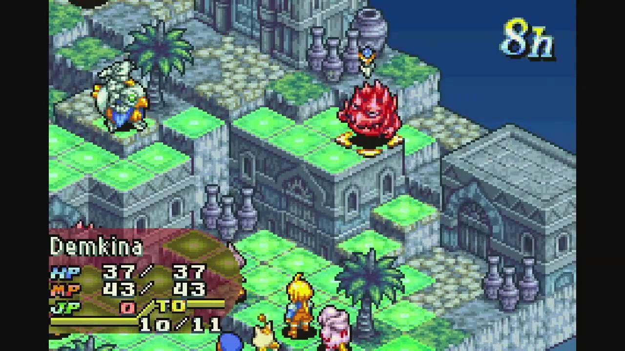 Image Result For Final Fantasy Tactics Gba Final Fantasy Tactics