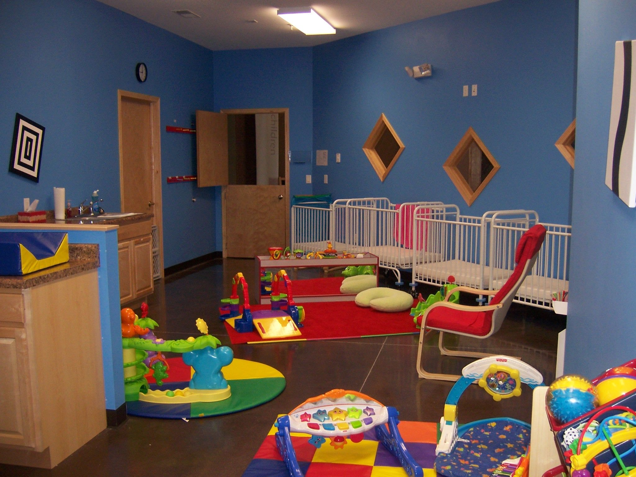 Image Result For Child Care Home Centers Pics Childcare Center