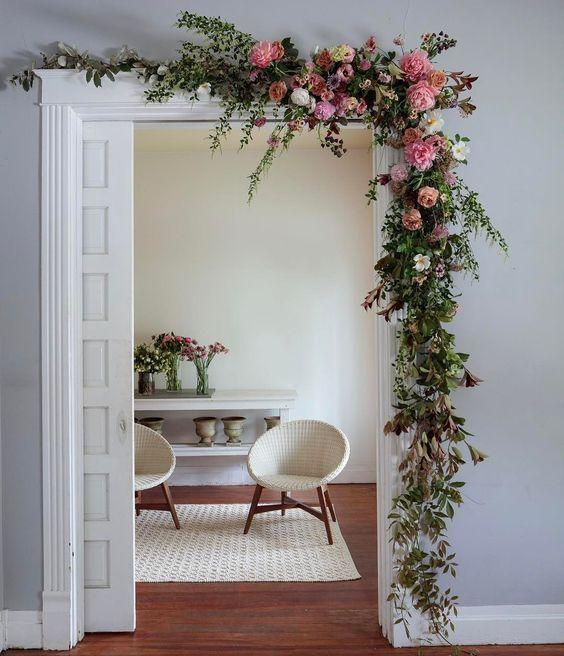 Photo of 17 lustige Ideen, um den Frühling mit Blumendekor zu feiern – HomelySmart, #Celebrate #decor …