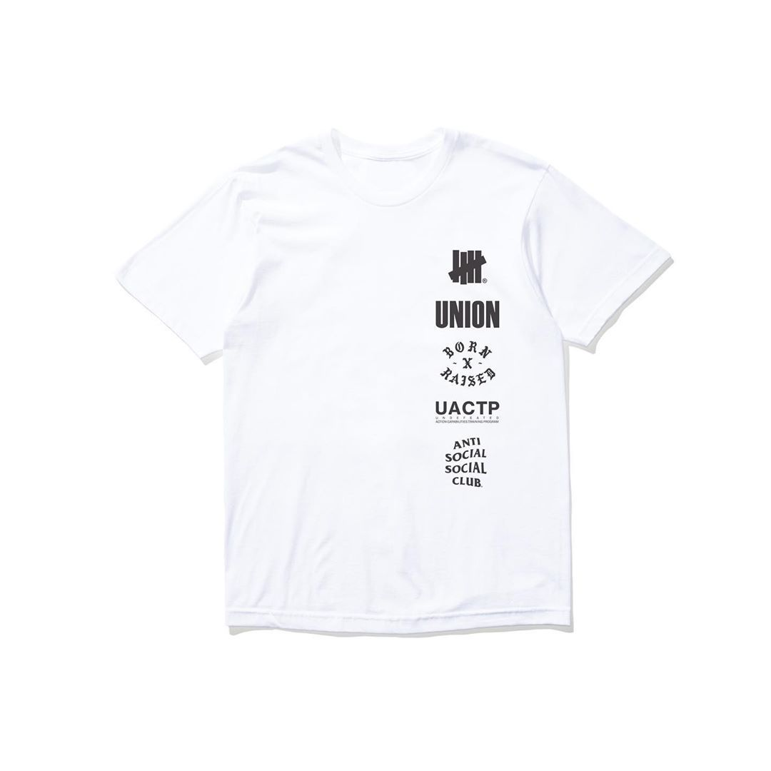 1 299 Likes 17 Comments Union Los Angeles Unionlosangeles On Instagram Yo Union X Undefeated X U T Shirts For Women Undefeated Anti Social Social Club