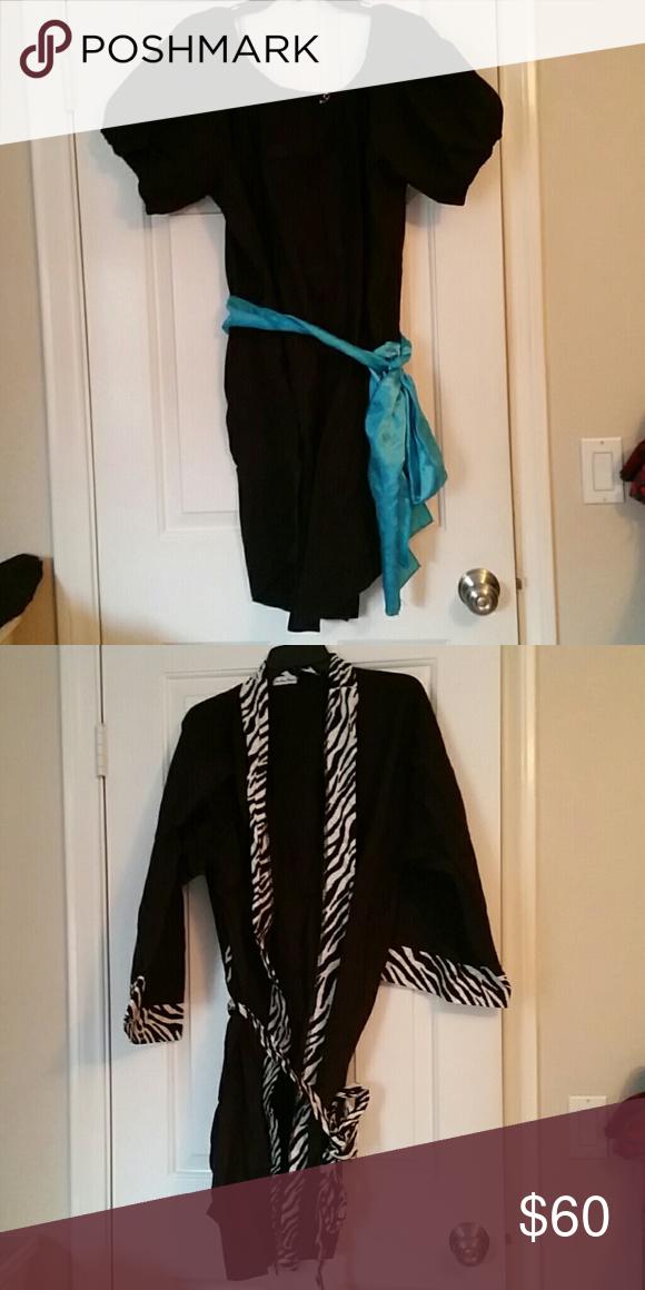 Maternity hospital gown and kimono style robe | My Posh Picks ...