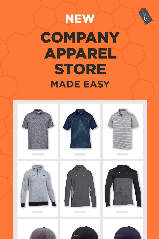 merchology company store company apparel store
