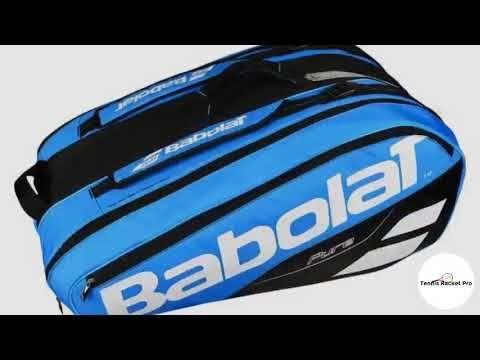 New Babolat Pure Tennis Racquet Holder X6 Reviews 2019 Tennis Bags Tennis Bag Bags