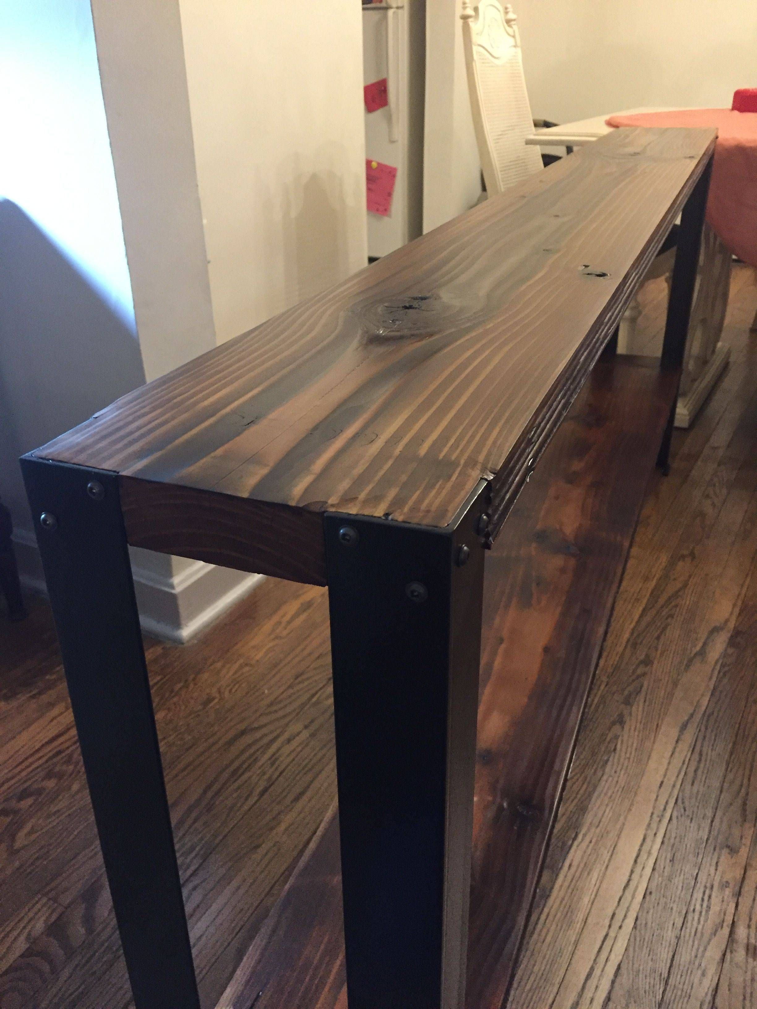 Inspirational Diy Table Legs Ideas Buildingdesign Homedesign Architecture Home Design Housedesignidea Pr In 2020 Wood Sofa Table Rustic Sofa Tables Rustic Sofa