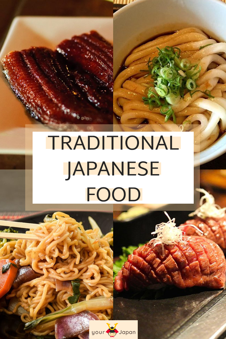 Traditional Japanese Food The Top 10 Foods You Have To Try When In Japan Japan Japanesefoo Japanese Food Traditional Easy Japanese Recipes Japanese Cooking