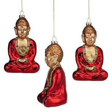 Buddha Ornament   Holiday Decor   Accessories   Decor   Z Gallerie - Buddha Ornament Holiday Decor Accessories Decor Z Gallerie