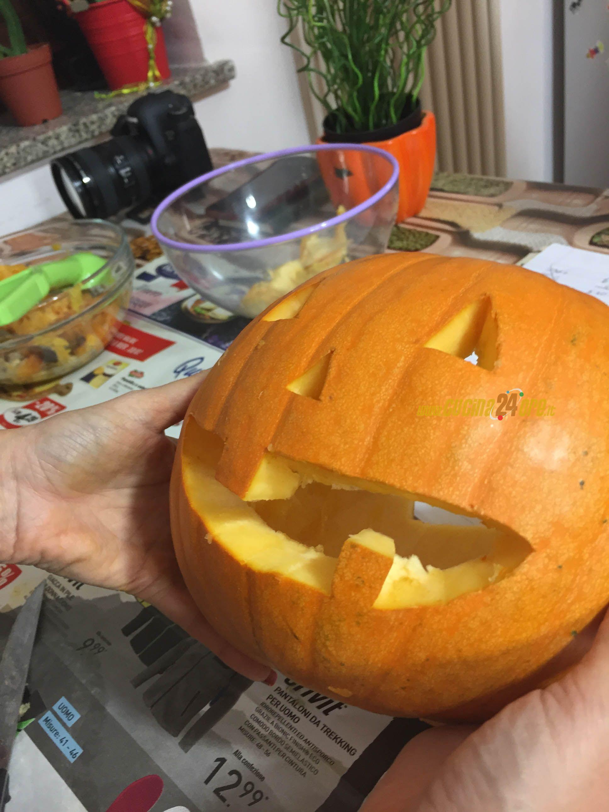 Tutorial Zucca di Halloween, Come Intagliarla e Farla Durare a Lungo ...