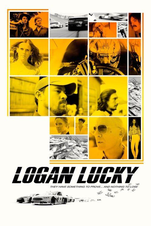 Watch Logan Lucky Online