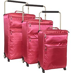IT Luggage Second Generation 3 Piece Luggage Set - Rose - via eBags.com!