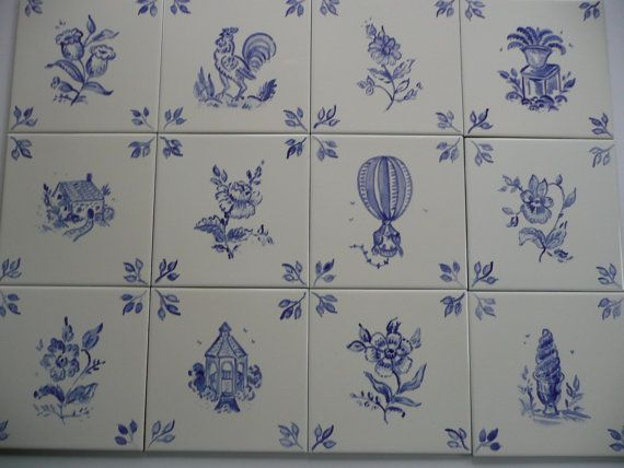 french country handpainted ceramic