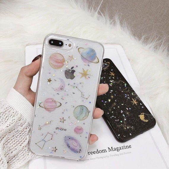 Universe iPhone case Sky iPhone XR case iPhone Xs case TPU IPhone 8 plus phone cover IPhone xs max c