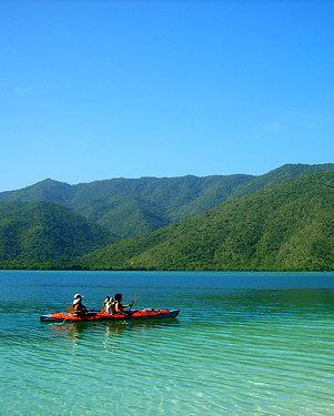 La Ciénaga vía Ocumare de La Costa Aragua, Venezuela