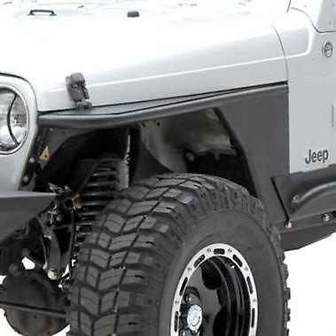 Smittybilt Xrc Armor Front Tube Fenders 97 06 Jeep Wrangler Tj With Images Smittybilt Jeep Jeep Wrangler Tj