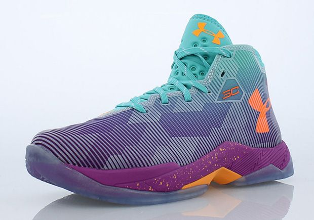 023b5a279196a  sneakers  news The Under Armour Curry 2.5 Releases In Tropical Tones