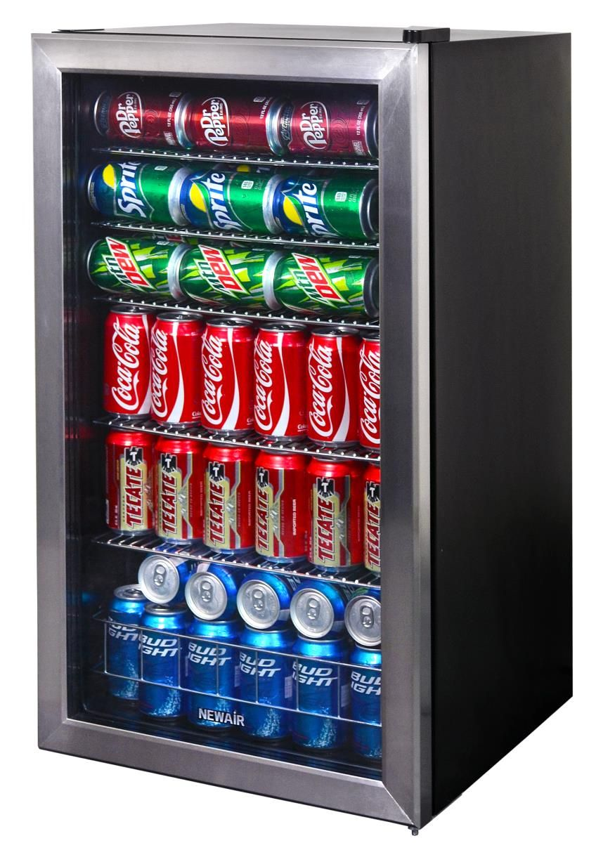 Newair Ab 1200 126 Can Beverage Cooler Beverage Cooler Beverage Fridge Beverage Center