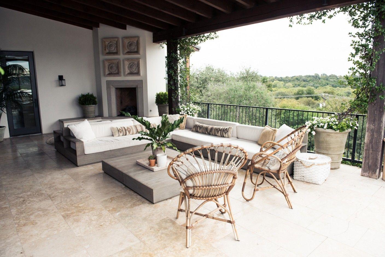 inside camille styles italian villa inspired austin home