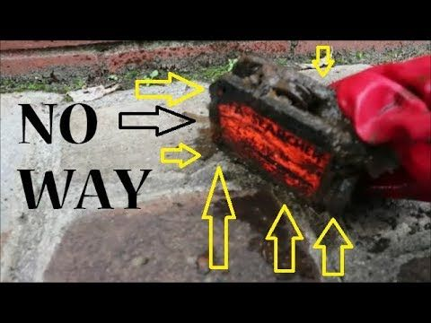 Unbelievable find magnet fishing all metal detecting for Magnet fishing finds
