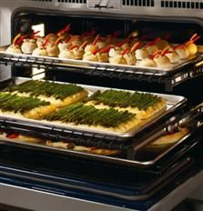 "ZGP484NGRSS - Monogram® 48"" All Gas Professional Range with 4 Burners, Grill, and Griddle (Natural Gas) - The Monogram Collection"