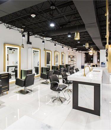 Salons Of The Year Salon Today Hair Salon Interior Salon Interior Design Salon Interior
