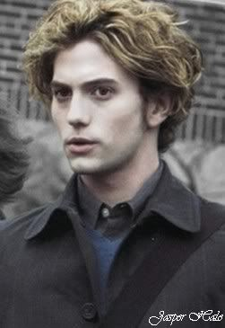 Jasper Hale from Twilight (dont know this dude's real name