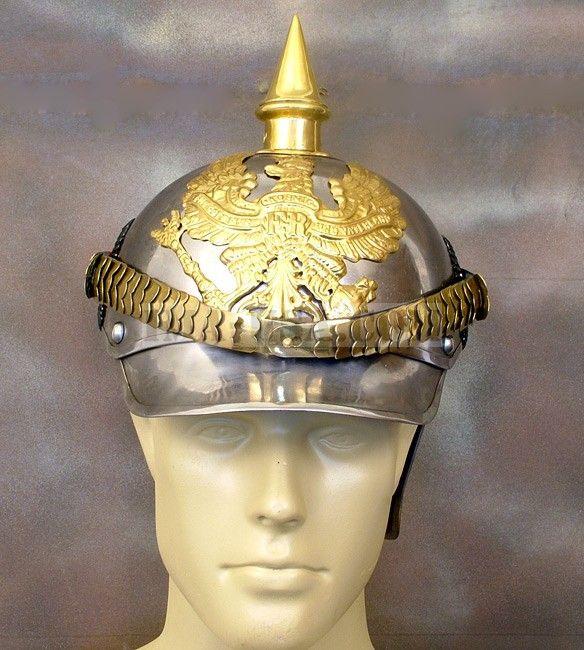 Dating german helmets