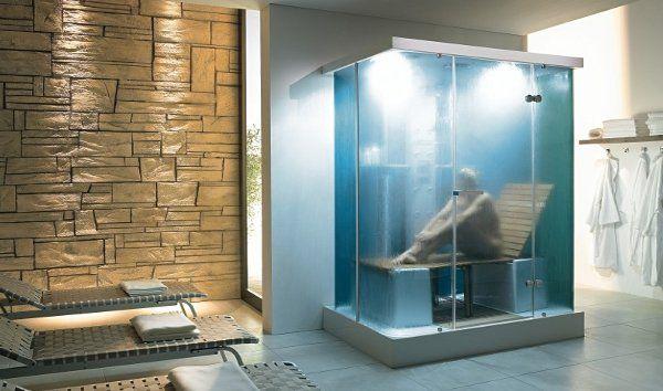 Cabina ducha hidromasaje multifuncion duravit earthships for Cabinas de ducha medidas