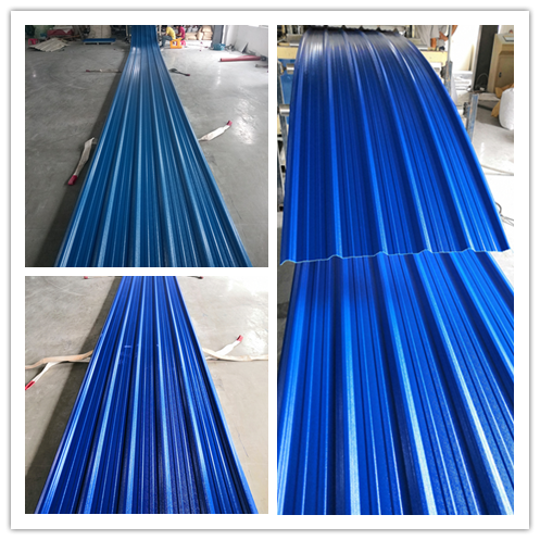 Yuehao Asapvc Roof Sheet Plastic Roofing Roofing Sheets Corrugated Plastic Roofing