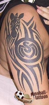 fussball tattoo 3 des vereins msv duisburg msv pinterest tattoo. Black Bedroom Furniture Sets. Home Design Ideas