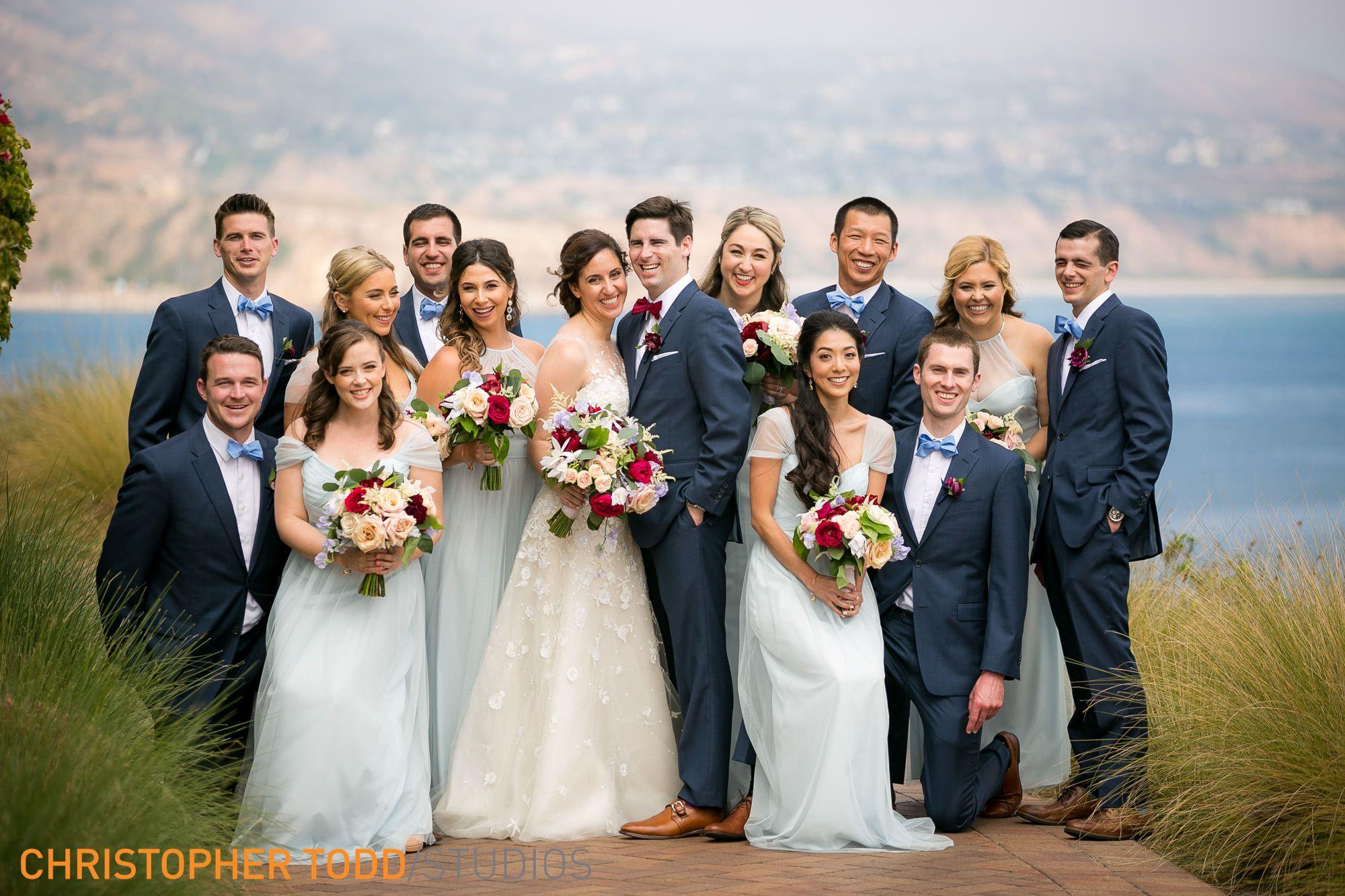 Terranea Resort Wedding Orange County Photographer