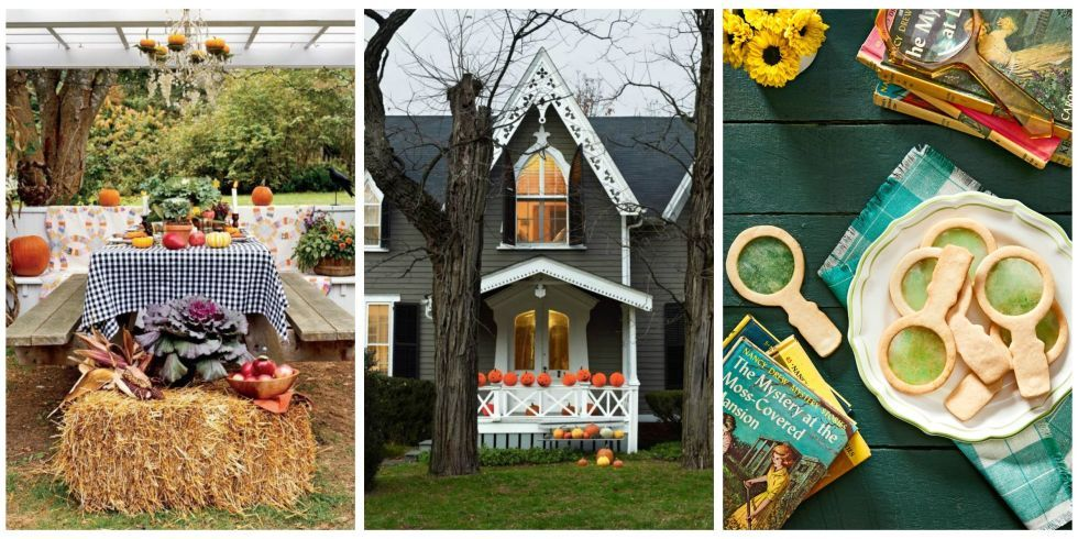 12 Fun Halloween Party Themes Your Friends and Family Will Love - halloween party decorations adults