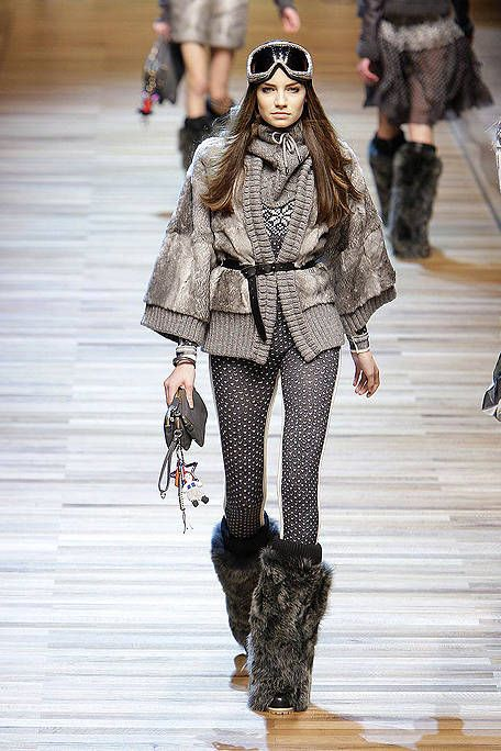 D G Fashion Winter Fashion Warm Outfits
