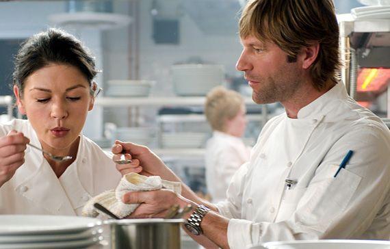 Catherine zeta jones cook movie