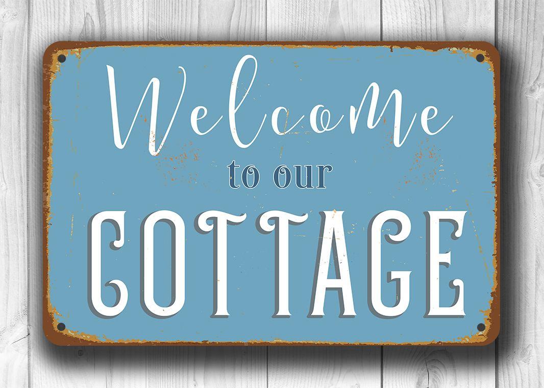 Résultats de recherche d'images pour «cottage signs»